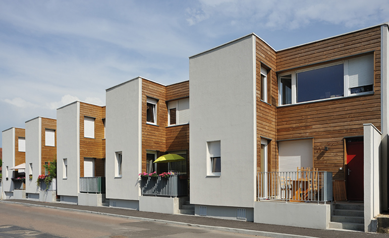 16 logements de saint marcel - Cctp electricite logement collectif ...